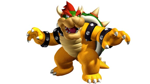 Bowser crowned 'greatest videogame villain of all time' in poll for Guinness World Records 2013 Gamer's Edition