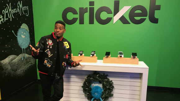 Wireless Internet Service Provider >> Cricket Wireless celebrates the holidays with a new live ...
