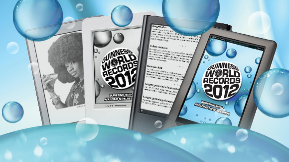 Guinness World Records launches new eBook edition