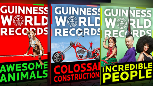 Guinness World Records comes to iBooks with new interactive digital series