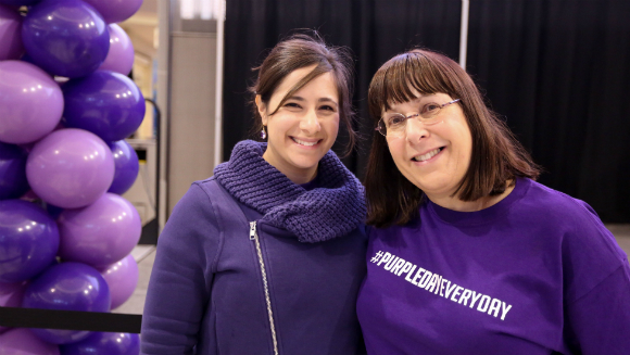 Anita Kaufmann Foundation sets Epilepsy training lesson record