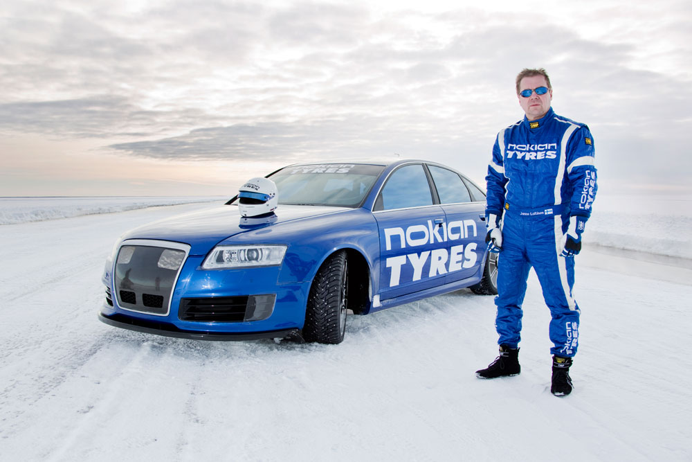 Fastest -speed -achieved -by -a -car -on -ice -article