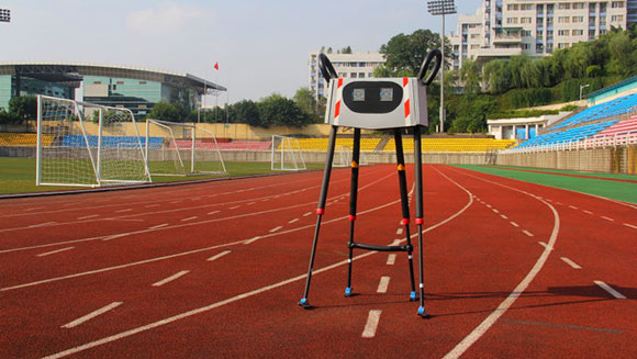 Quadruped robot made in China walks over 134 km to set new record