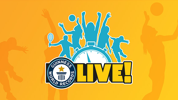 Guinness World Records Live! takes over Europe