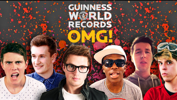 Guinness World Records: OMG! Live special