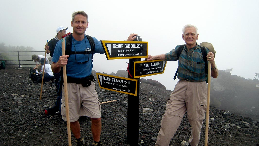 Monday Motivation: Robert Wheeler - climbing Kilimanjaro at 85 with plans to go again