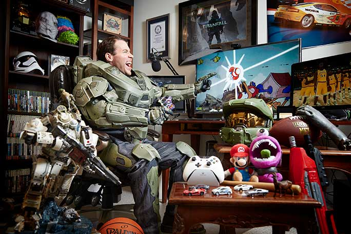 Highest Xbox Gamerscore Ray Cox