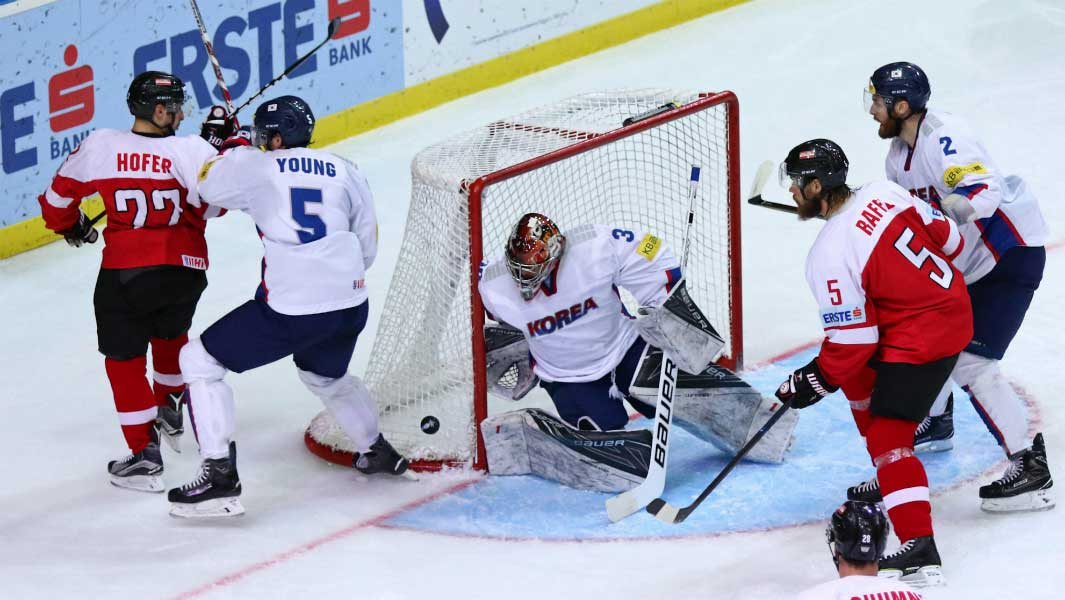 Winter Olympics: A tour of ice hockey record holders - including one with an 82-0 victory