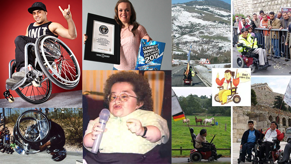 International Day of Persons with Disabilities: Ten awe-inspiring record breakers