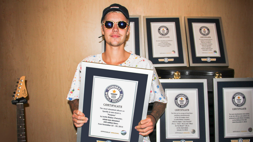 100 million Beliebers: Justin Bieber extends incredible Twitter records thanks to massive fan base