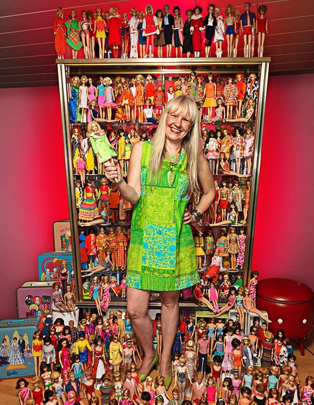 Largest Barbie Collection Guinness World Records 2