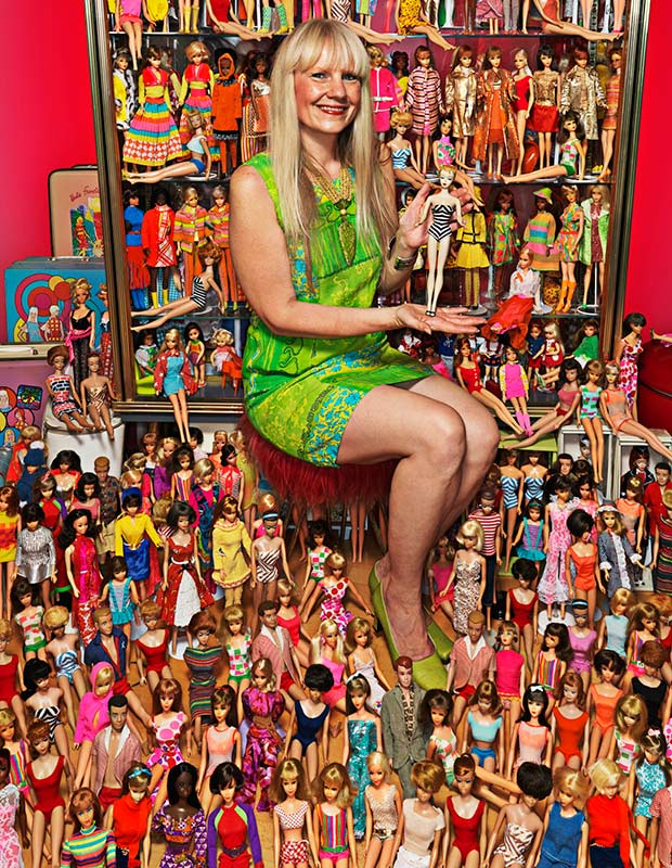 Largest Barbie Collection Guinness World Records 3