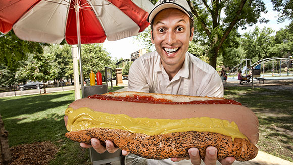 National Hot Dog Day: Five incredible wiener world records