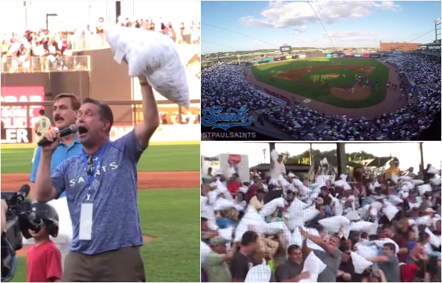 largest-pillow-fight-st-pauls-baseball-website