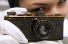 Vintage Leica becomes most expensive camera after fetching $2.8million at auction