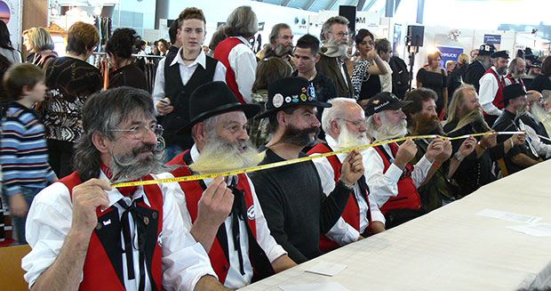World Beard and Moustache Championships: Ten of the most ... - photo #25