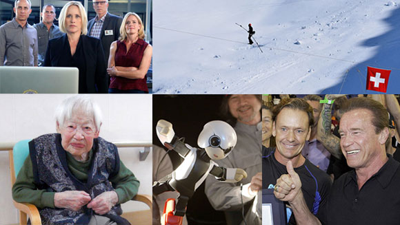 2015 in World Records - March: Records set by the first talking robot in space and the new oldest woman