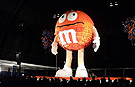 Cee Lo Green on hand as M&MS break largest pinata record