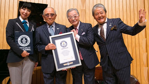 Spotlight: The veteran Japanese jazz group confirmed as the oldest band on the road