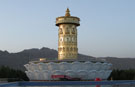 World's Largest Prayer Wheel Weighs 200 Tons