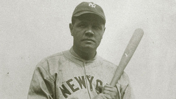 Babe Ruth's Baseball Jersey Sells for a Record $4.4M