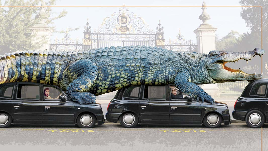 An Introduction To The Biggest Crocodile Ever That Makes