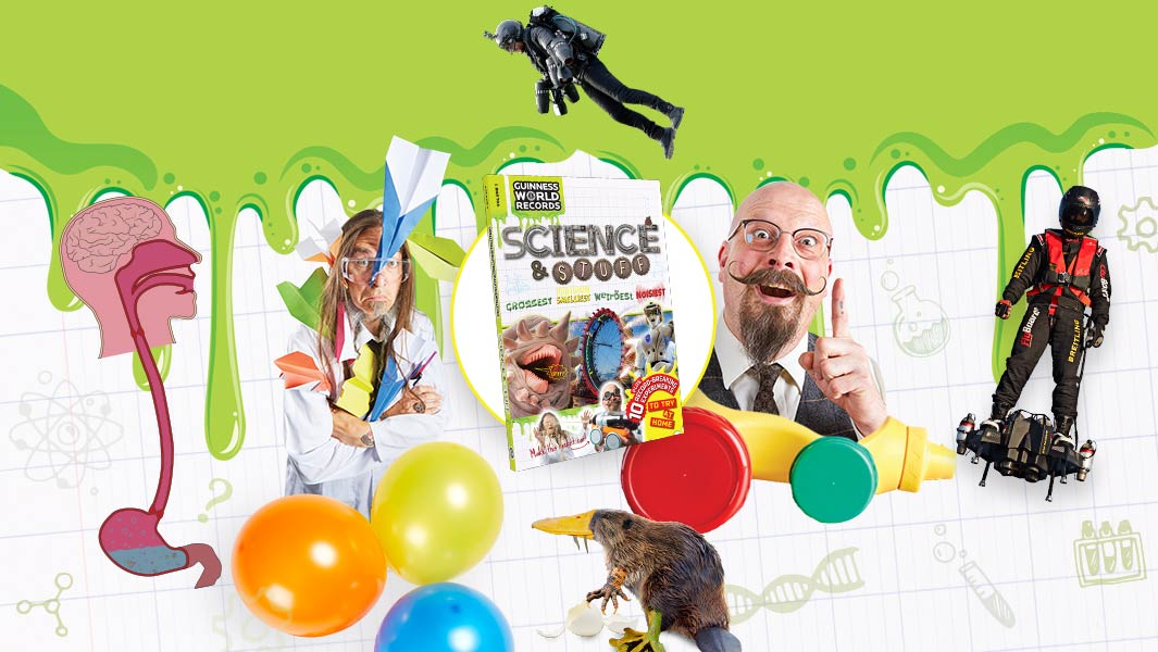 Science & Stuff book launches in the UK - and we have an exclusive competition