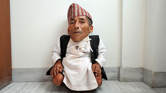 Remembering Chandra Dangi - the world's shortest man ever