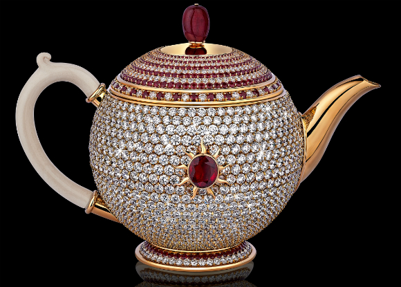 Most valuable teapot 2
