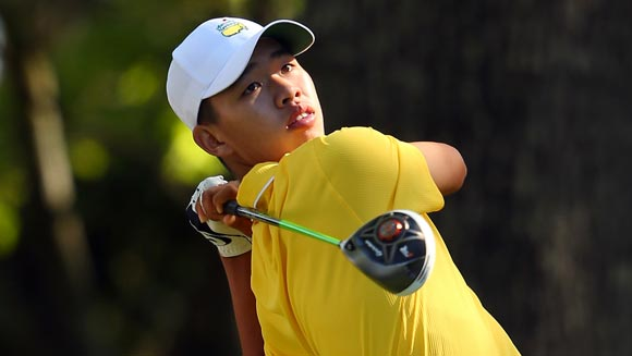 US Masters 2013 final day: Record double for Tianlang Guan– but which other titles could still be broken at the Augusta National