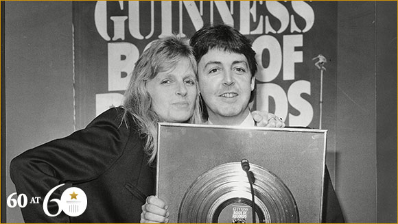 1979: Most Successful Songwriter   Guinness World Records