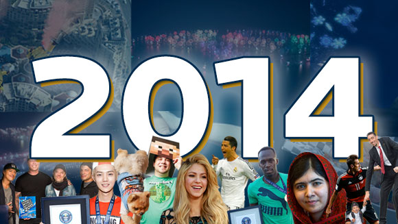 2014: A record-breaking look back at the year