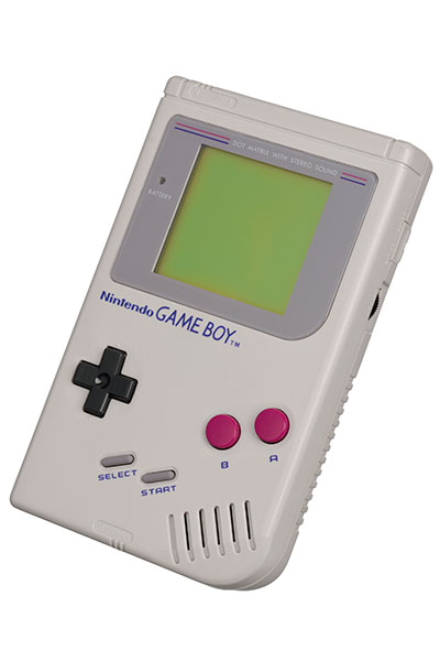 Nintendo Game Boy console