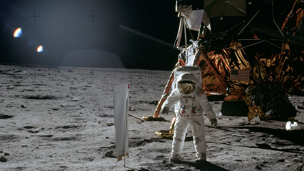 Remembering Apollo 11 on the Moon landing 50th anniversary