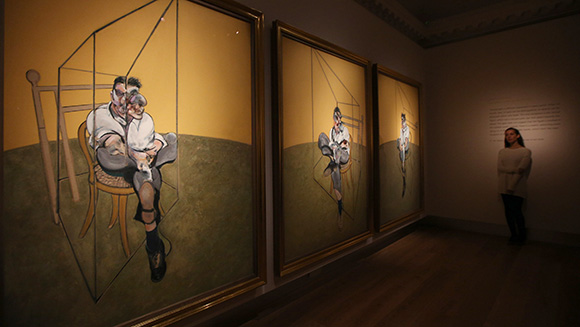 $142.4m Francis Bacon triptych becomes most expensive painting sold at auction