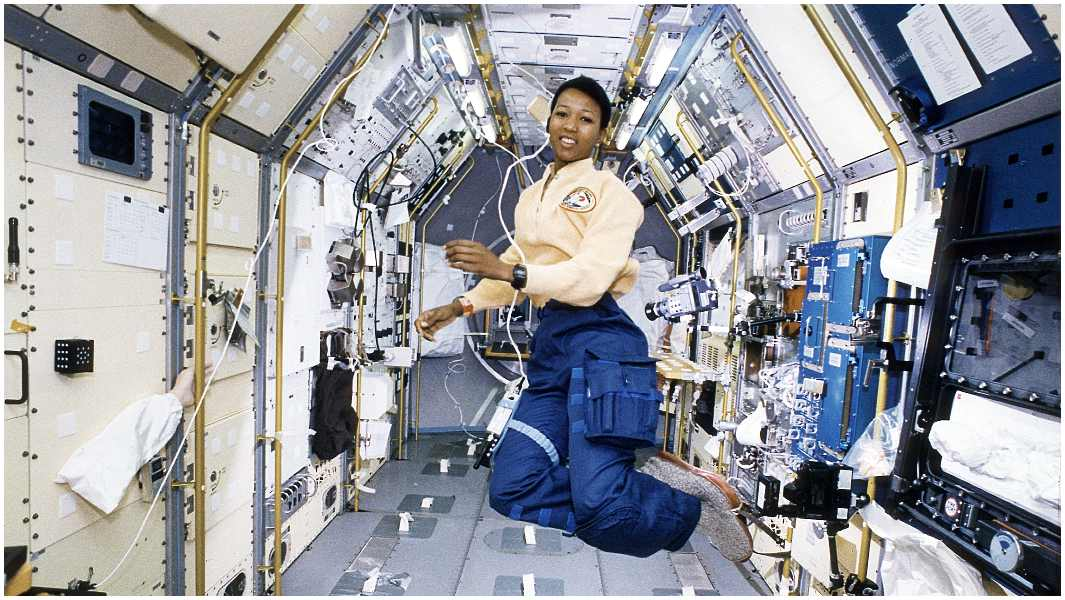 Black History Month: Record breakers in space