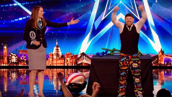 Two Guinness World Records titles broken on Britain's Got Talent