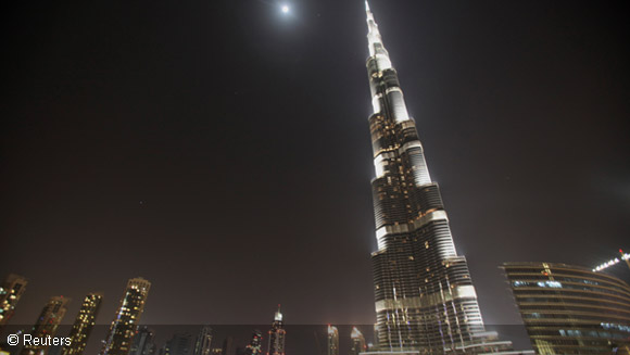 8 Burj Khalifa records for Skyscraper