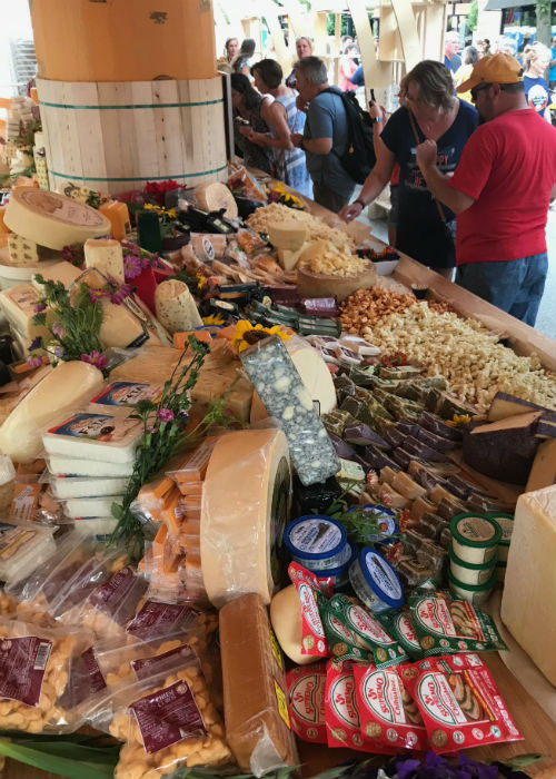 Largest cheese platter 4