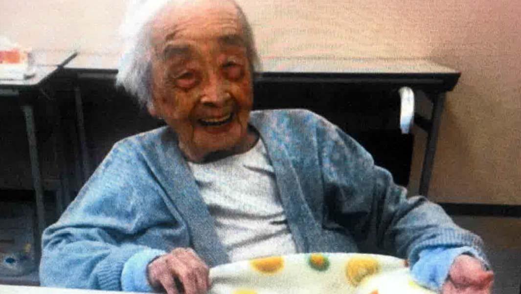 Oldest person title officially achieved by 117-year-old Chiyo Miyako before her death