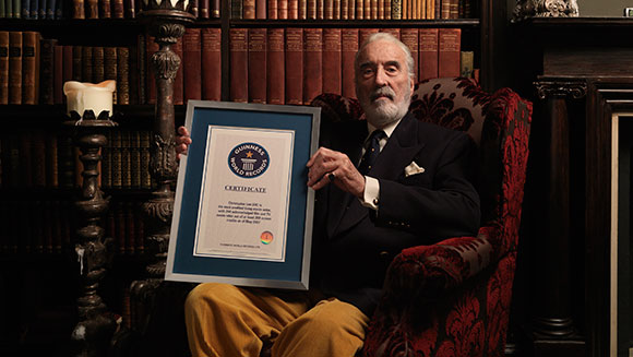 Sir Christopher Lee 1922 -2015: A look back over an ...
