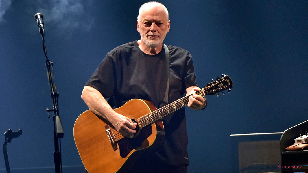 David Gilmour sells his guitars to raise record-breaking $21 million for climate change charity