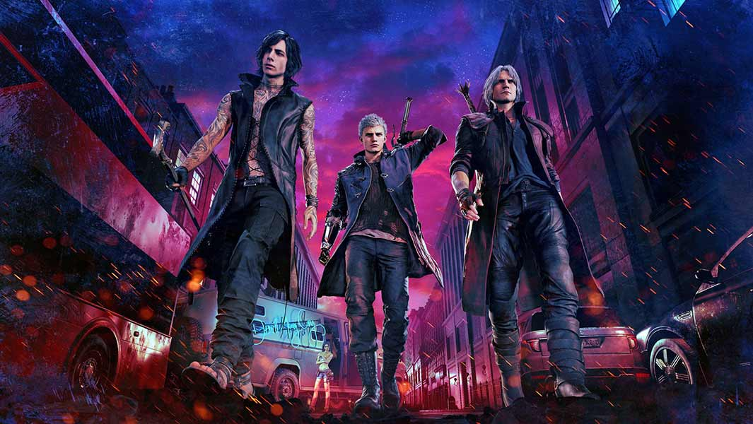 Devil May Cry 5, Beat Cop and Harry Potter: Wizards Unite – Gamer's Podcast Episode 16