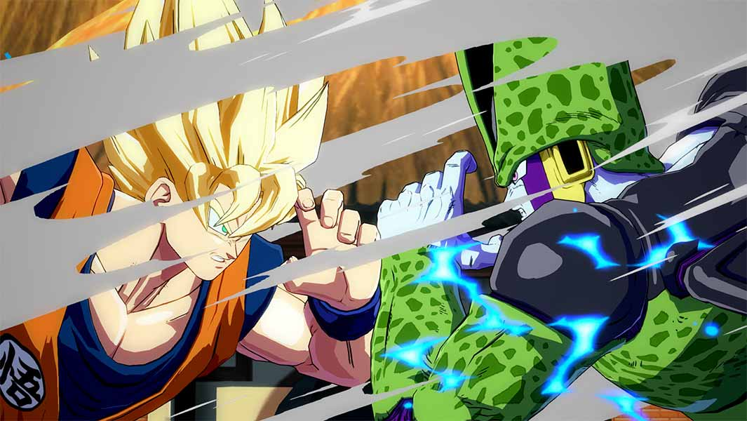 Video: Watch the highest one-handed hit point combo in Dragon Ball FighterZ