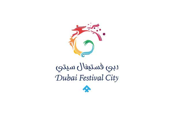 Dubai Festival Media City Logo