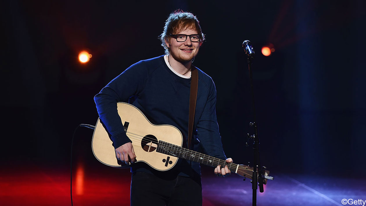 Ed Sheeran smashes multiple world records with ÷ album