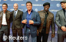 Power ranking the cast of The Expendables 3