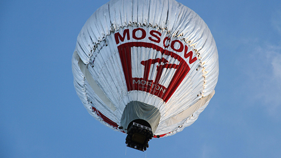 Fedor Konyukhov completes solo circumnavigation of earth in hot air balloon
