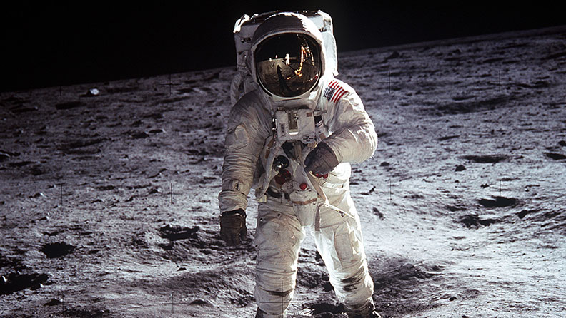 On This Day in 1969: Neil Armstrong and Buzz Aldrin become the first men on the Moon | Guinness World Records