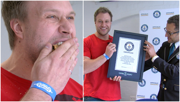Meet Furious Pete, Canada's insatiable food record challenger